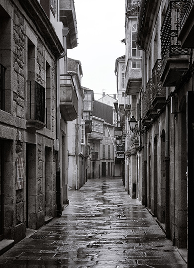 Padrón - Rúa Longa