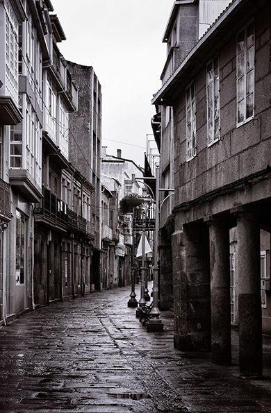 03 - Caldas de Reis - Rúa Real