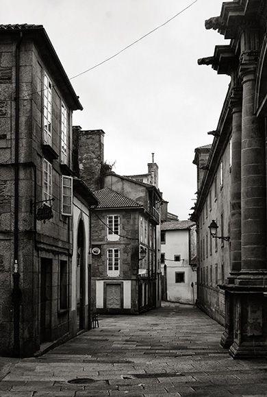 04 - Santiago de Compostela - Rúa das Ámeas