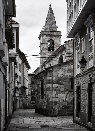 A Coruña - Rúa Santa María