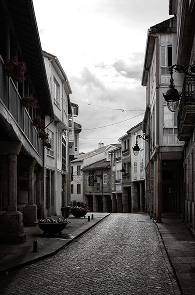 Chantada - Rúa Dous de Maio