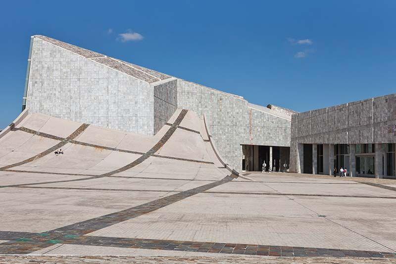 13 - Ciudad de la Cultura Santiago