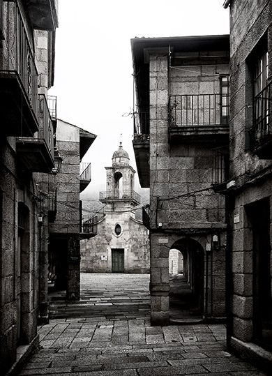 Ribadavia - Praza da Magdalena