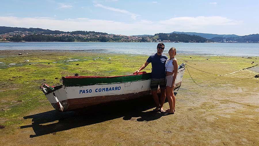 Pueblos más bonitos de Galicia-Combarro