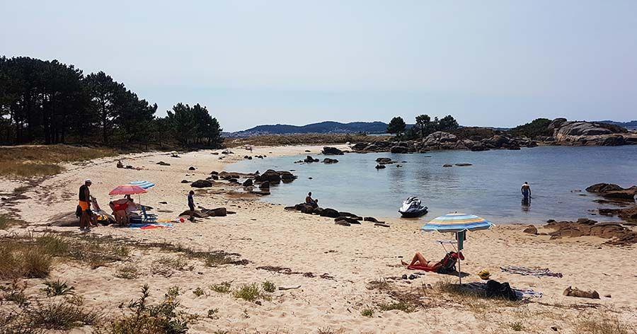 Que ver en Isla De Arousa en Galicia