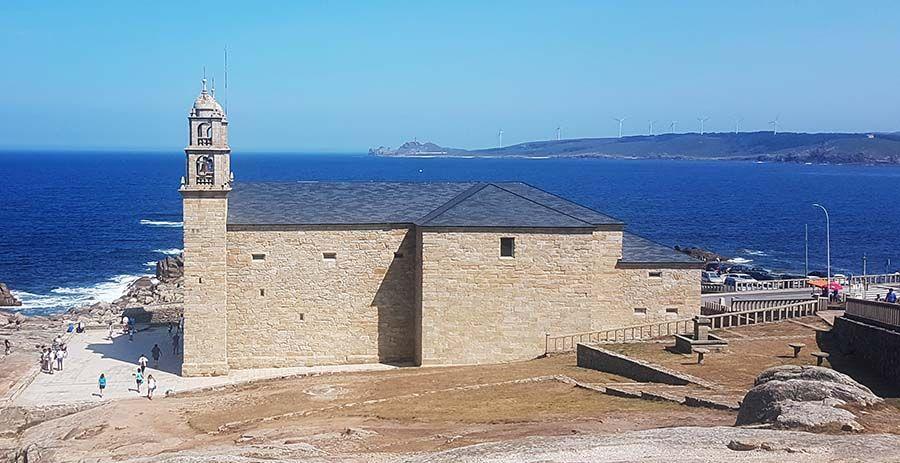 Santuario de Nuestra Señora da Barca