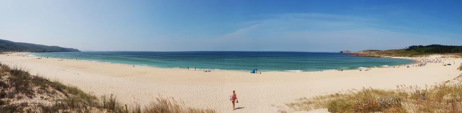 Playas de Galicia Doniños
