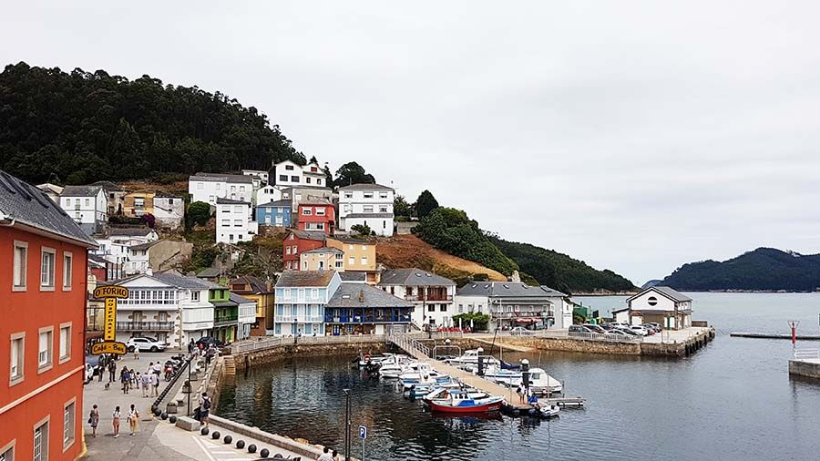 Pueblos bonitos en Galicia - O Barqueiro