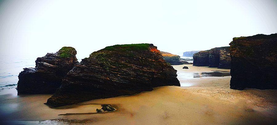 Cómo llegar y visitar la Playa de las catedrales Lugo