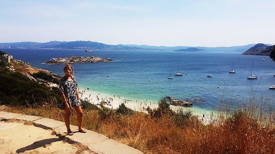 Mejores playas de Galicia-Islas Cies