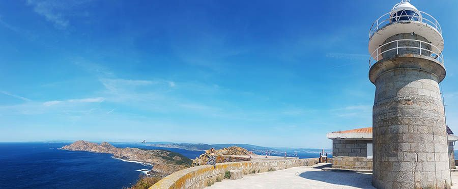 Excursión al faro en Islas Cíes-Vigo