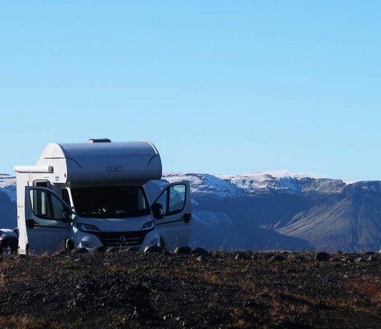 Viaje por Islandia en autocaravana
