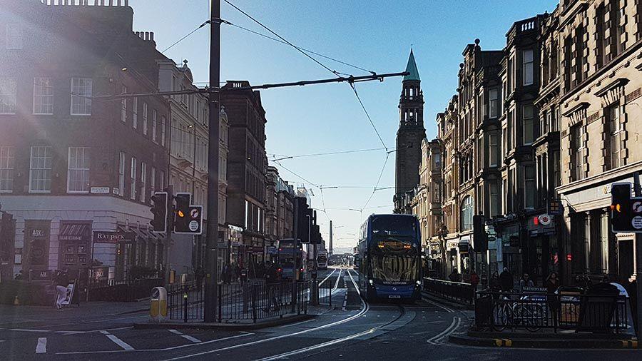 Edimburgo en 2 dias