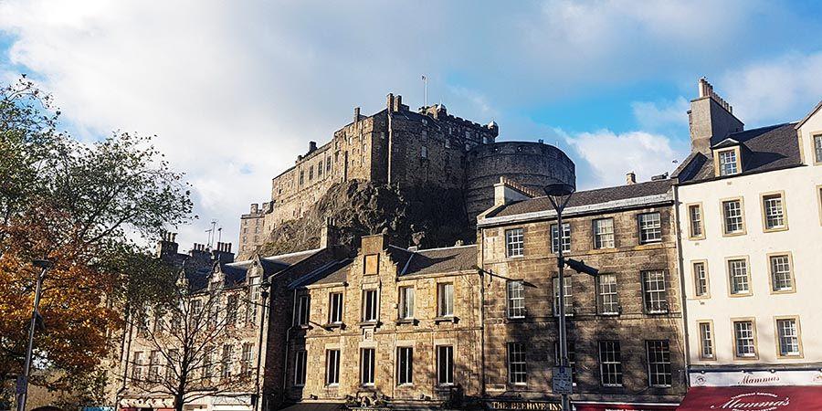 Guia de viaje Edimburgo fin de semana