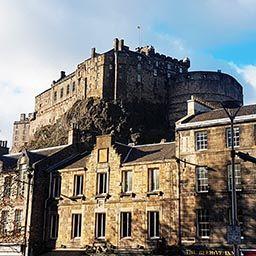 Que ver en Edimburgo en 2 días - Guía y mapa interactivo