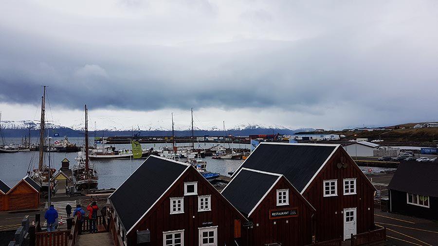 Husavik Pueblos de Islandia