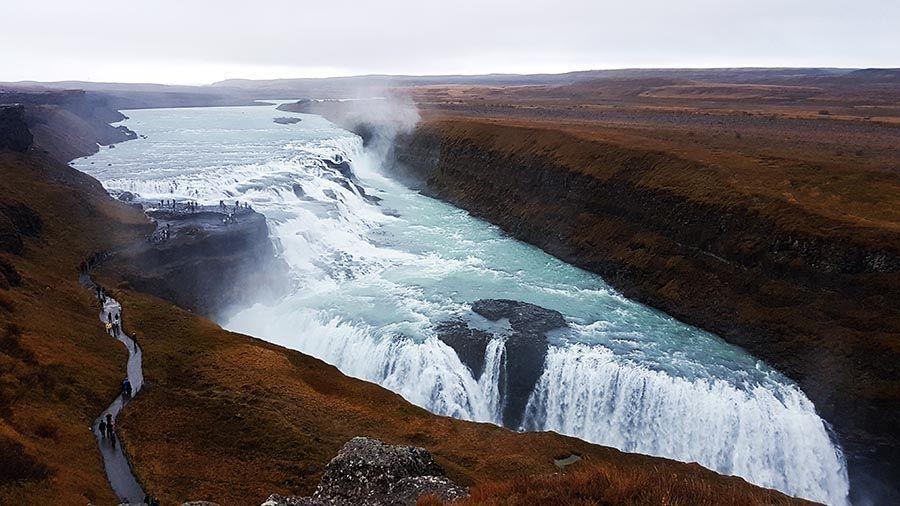 Cataratas de Islandia mas famosas