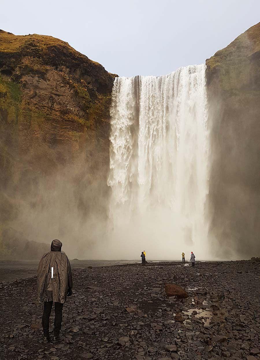 Mejores lugares que ver en Islandia - Skógafoss