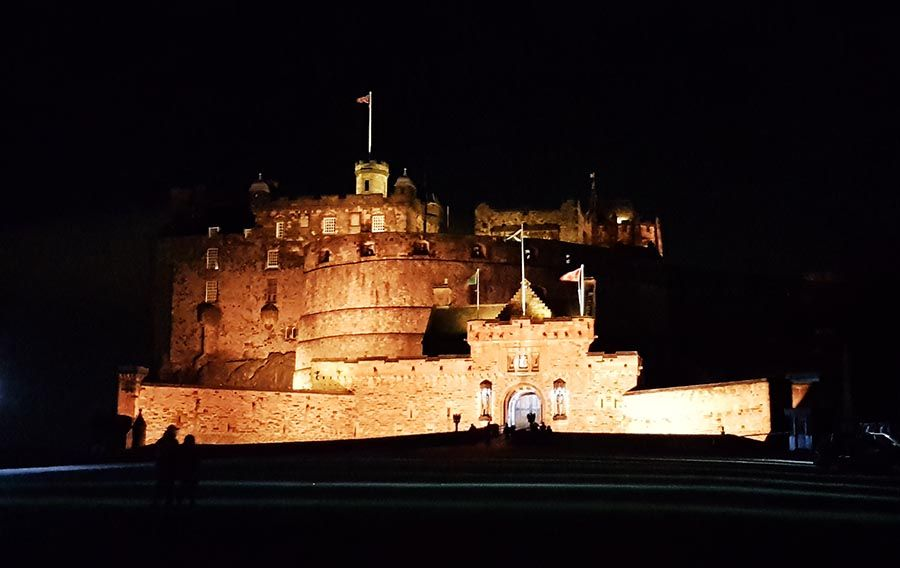 Castillo de Edimburgo-Guia de viaje