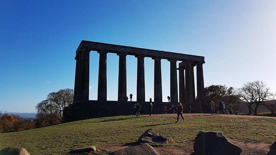 Guia de viaje de Edimburgo 2 dias