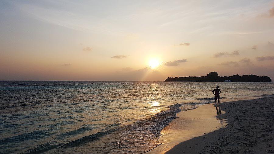 Mejor epoca para ir a Maldivas