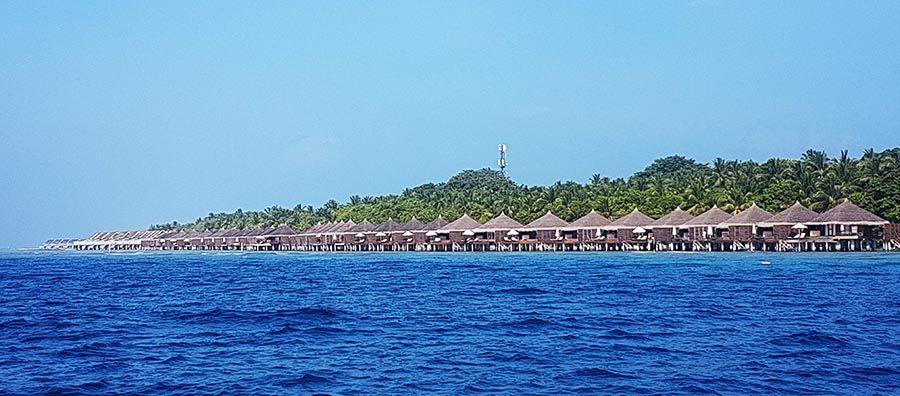 Resort Kuramathi en Maldivas