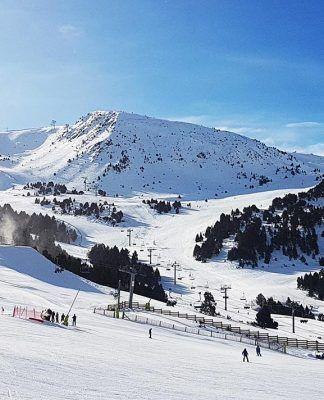 Esquiar en Andorra Grandvalira