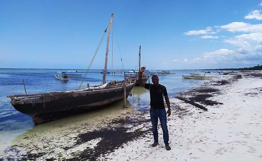 Pueblos locales de Zanzibar