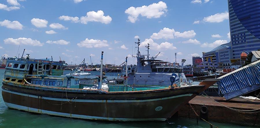 Puerto Dar Es Salaam