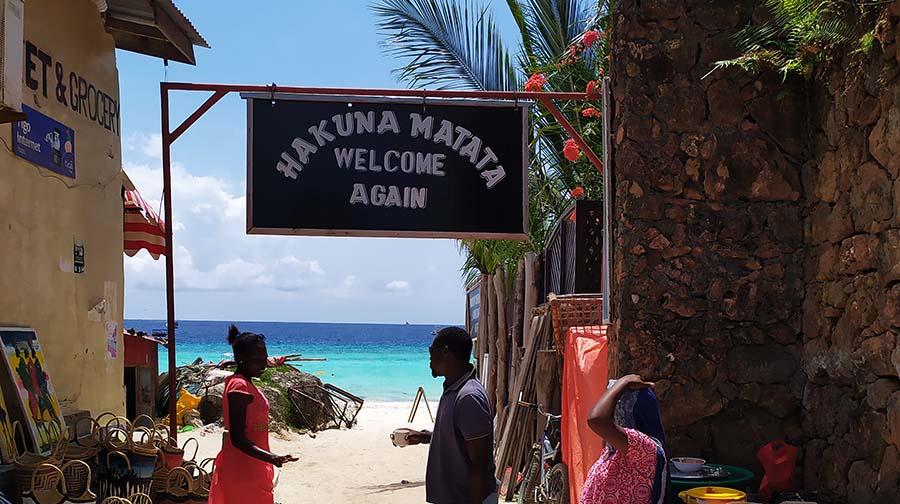 Hakuna Matata Zanzibar