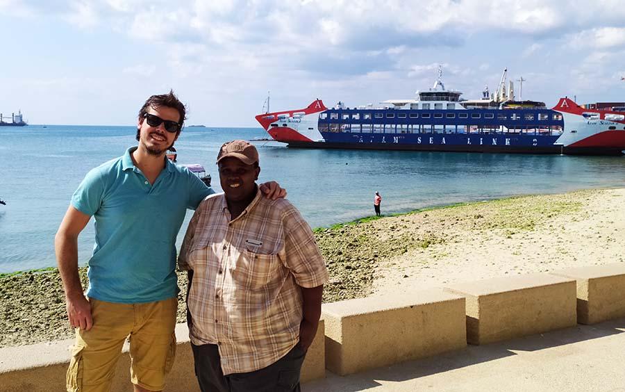 Alquilar coche en Zanzibar