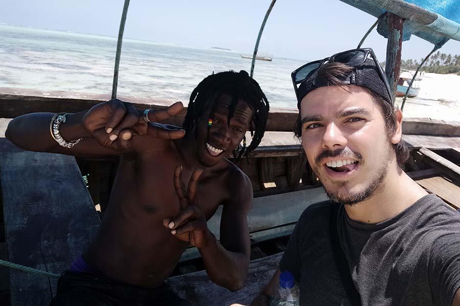 Viaje a Zanzibar de turismo