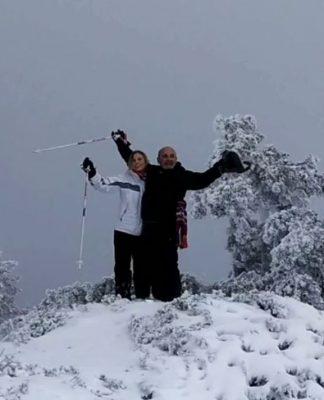 Trekking en Navacerrada