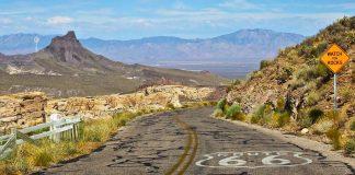 Ruta 66 viajes