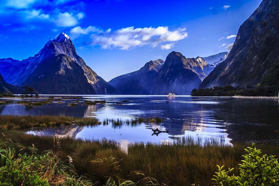 West Coast y Milford Sound Nueva Zelanda