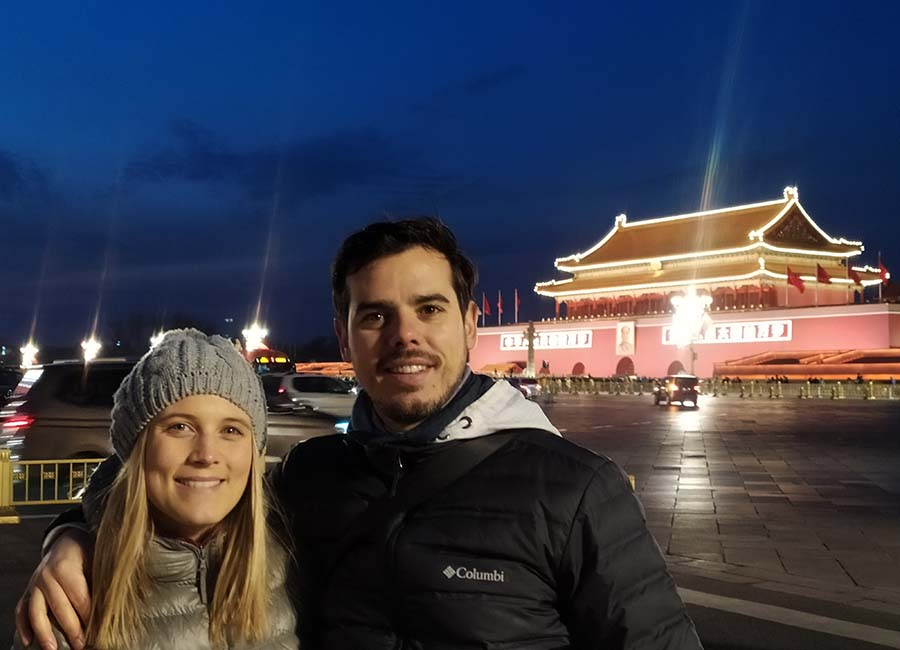 Viaje a Pekin 3 dias