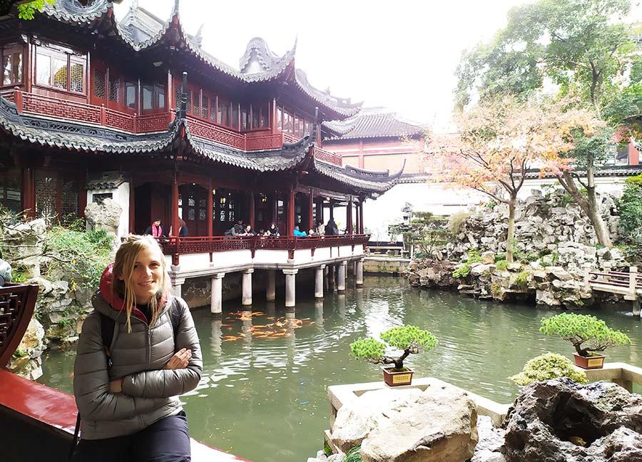 Yuyuan Garden en Shangai