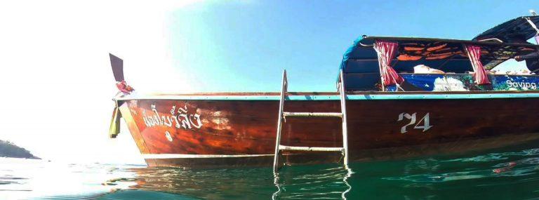 Navegar y Snorkel en el mar de Andamán