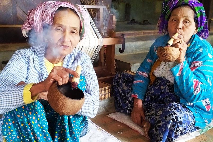 Pueblo-birmano-en-Myanmar