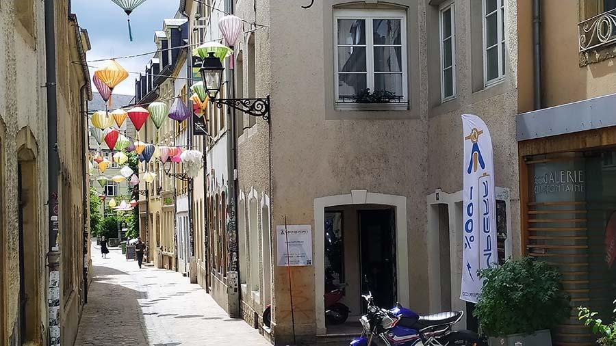 Alojamiento en Luxemburgo