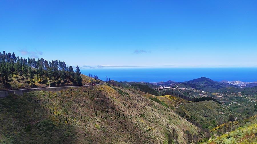 Carreteras Gran Canaria