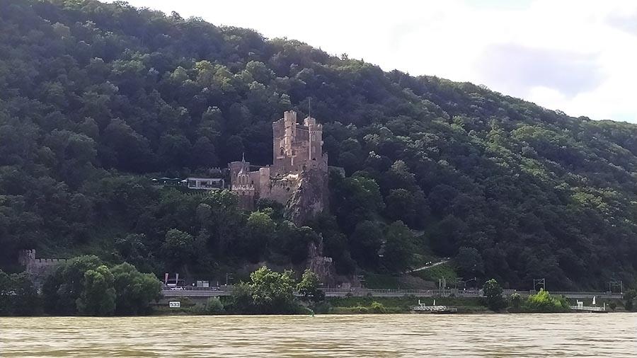 Castillos medievales en Frankfurt