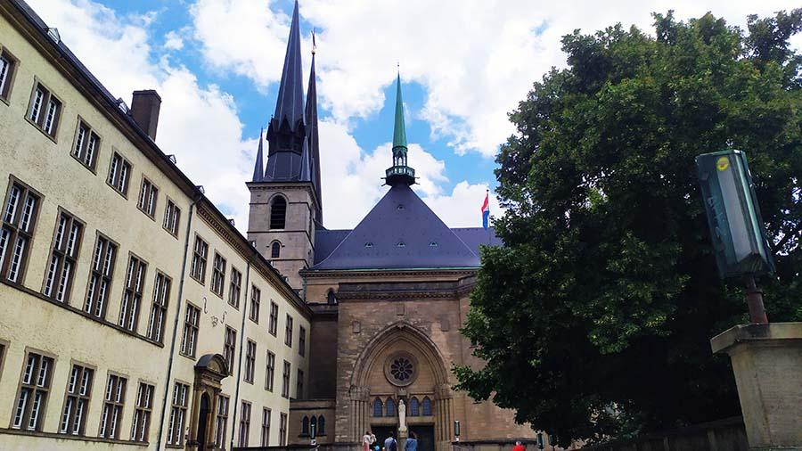 Catedral de Santa María de Luxemburgo (Notre-Dame)