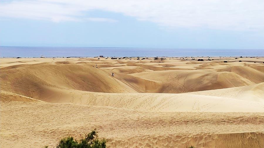 Dunas de Maspalomas Gran Canaria