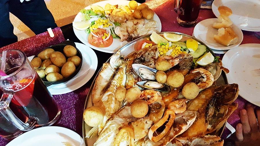 Gastronomía en Gran Canaria