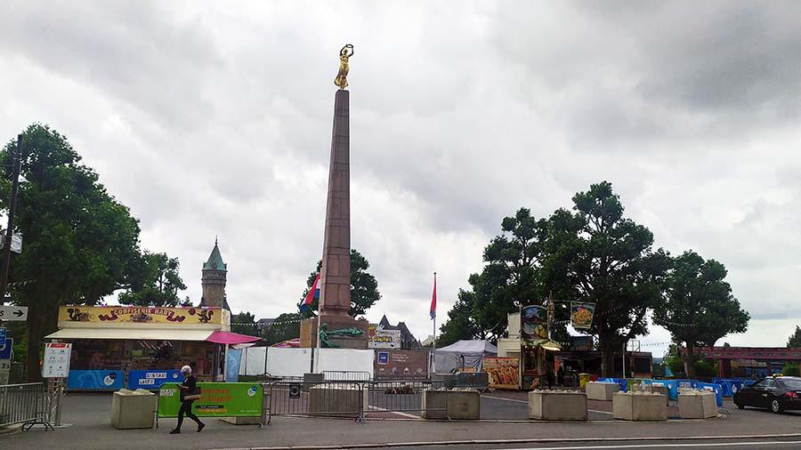 Monumento del Recuerdo Luxemburgo