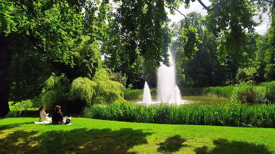 Parques de Luxemburgo