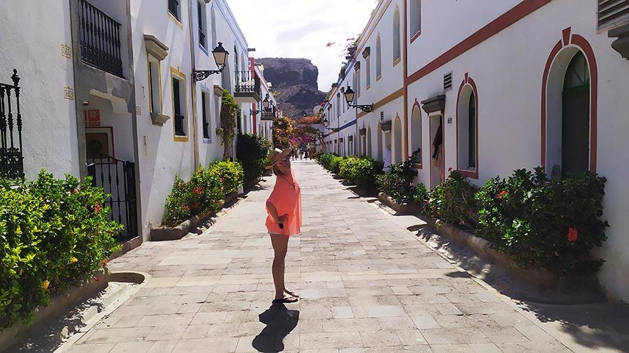 Que ver en Puerto de Mogan Gran Canaria