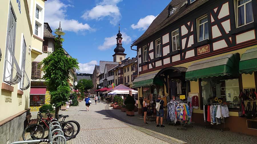 Que ver en Rüdesheim am Rhein