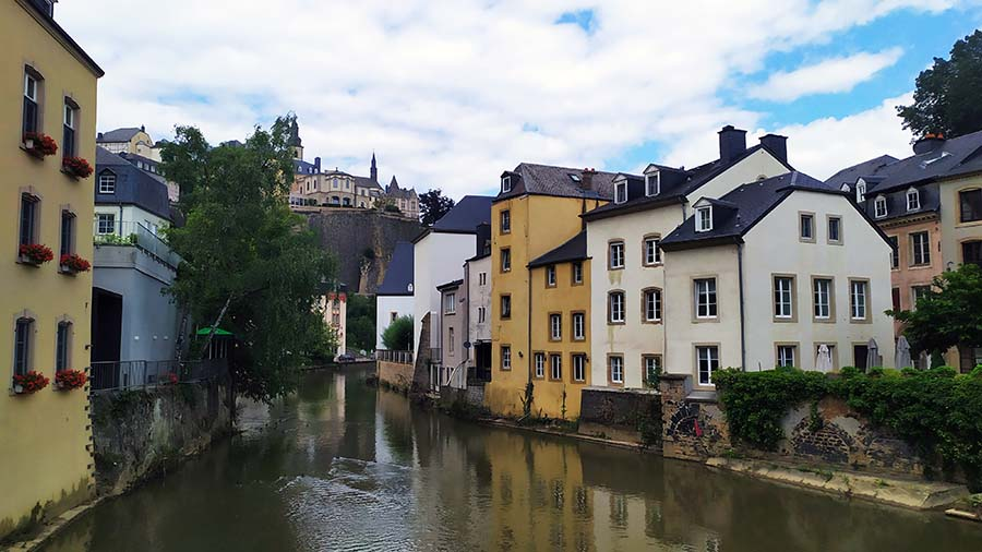 Que ver en el Grund Luxemburgo